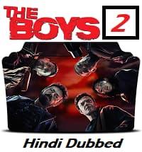 The Boys (2020) Hindi Dubbed Season 2