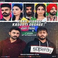 Yaar Jigree Kasooti Degree (2020) Punjabi Season 2