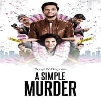A Simple Murder (2020) Hindi Season 1