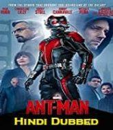 Ant-Man Hindi Dubbed