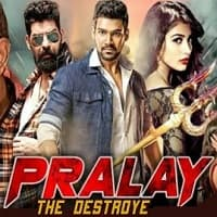 Parlay The Destroy (Saakshyam) Hindi Dubbed