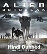 Alien Outbreak Hindi Dubbed