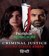 Criminal Justice: Behind Closed Doors (2020) Hindi Season 1