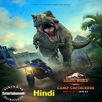 Jurassic World: Camp Cretaceous (2021) Hindi Season 2
