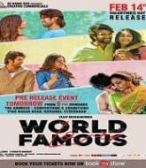 World Famous Lover 2021 Hindi Dubbed