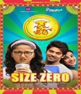 Size Zero 2021 Hindi Dubbed