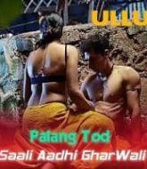 Saali Aadhi GharWali (Palang Tod)