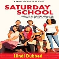 Saturday School Hindi Dubbed