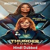 Thunder Force Hindi Dubbed