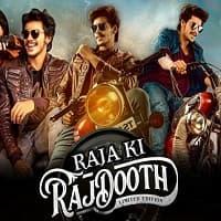 Raja Ki Rajdoot Hindi Dubbed