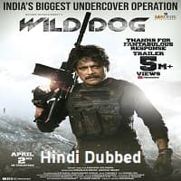 Wild Dog 2021 Hindi Dubbed