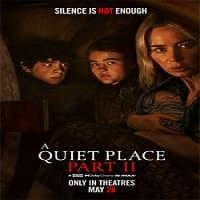 A Quiet Place Part 2 (2021)