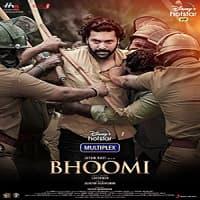 Bhoomi 2021 South Hindi Dubbed