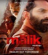 Malik 2021 South Hindi Dubbed