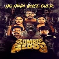 Zombie Reddy 2021 South Hindi Dubbed