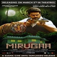 Mirugaa 2021 South Hindi Dubbed