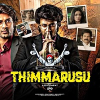 Thimmarusu 2021 South Hindi Dubbed